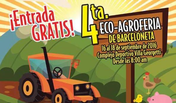 ECO AGROFERIA BARCELONETA