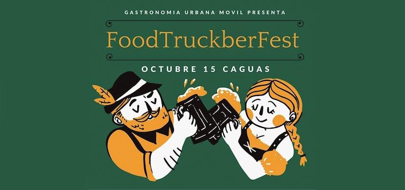 FoodTruckberFest 2da. ed.