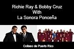 Richie Ray & Bobby Cruz with La Sonora Ponceña