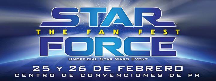 Star Force - The Fan Fest