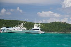 Boating in Culebra