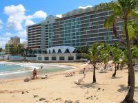 Beach at La Concha Resort in Condado