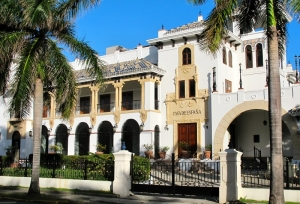 Casa de España, Old San Juan, PR