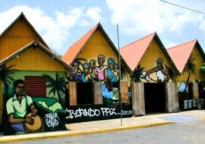 Community Center in Piñones