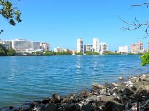 Condado Lagoon, San Juan, PR