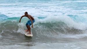Condado Surfing