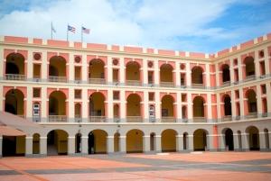 Cuartel de Ballajá in Old San Juan