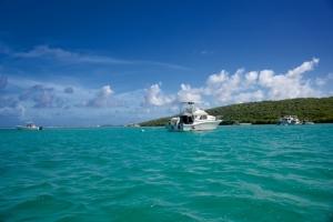 Dakiti Reef in Culebra, Puerto Rico