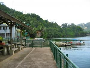 Dos Bocas Lake, Utuado, Puerto Rico