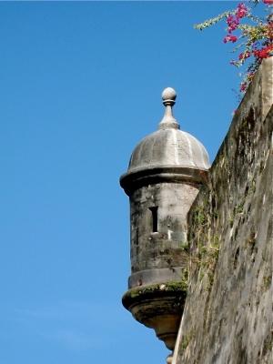 El Morro, Sentry Tower, Old San Juan