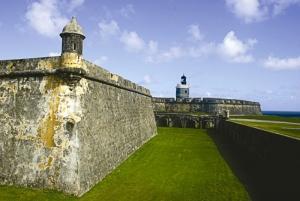 El Morro Walls, Old San Juan