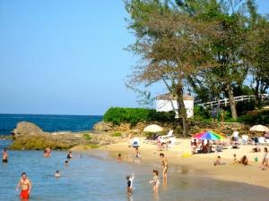 Family Beach, Condado, Puerto Rico