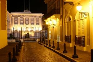 Fortaleza at Night, Old San Juan