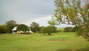 Grounds of Hacienda La Esperanza in Manatí