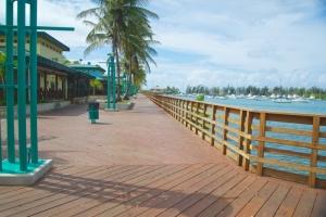La Guancha Boardwalk in Ponce