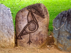 Petroglyph Caguana Indian Ceremonial Park, Utuado
