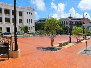 Plaza de La Barandilla, Old San Juan