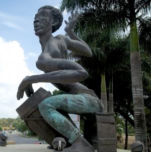 Sculpture, Caguas, Puerto Rico