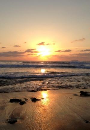 Sunset Playa Maria in Rincón