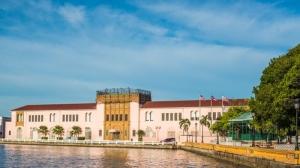 US Coast Guard Station in Old San Juan