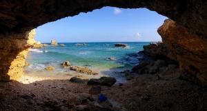 View from Porta del Sol near Cabo Rojo