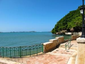 View of Old San Juan Harbor