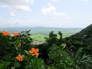 View of Yabucoa Valley