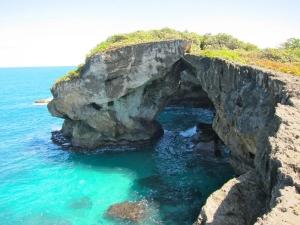 Views from La Cueva de Indio