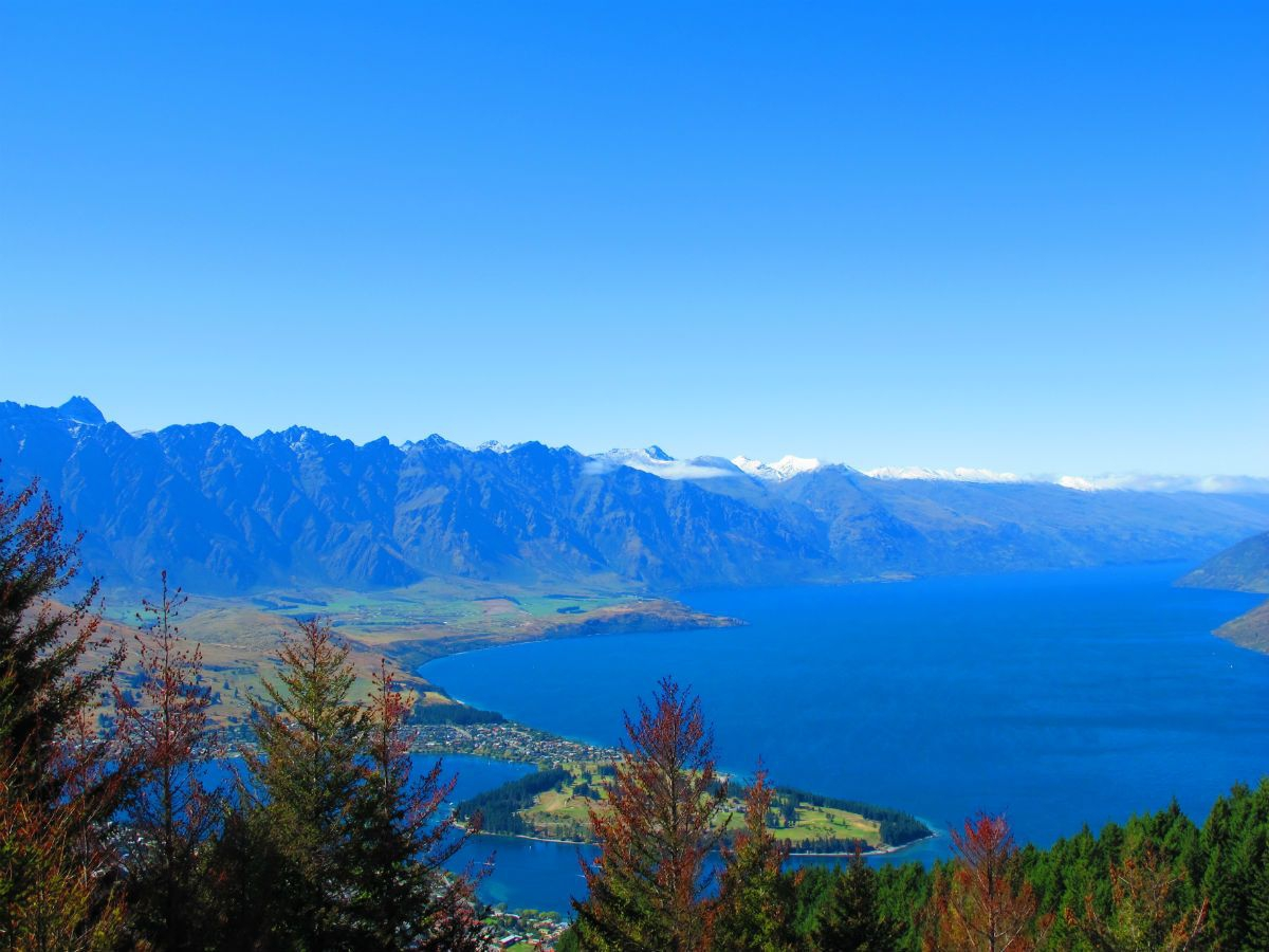 Queenstown is Mountain Biking Nirvana