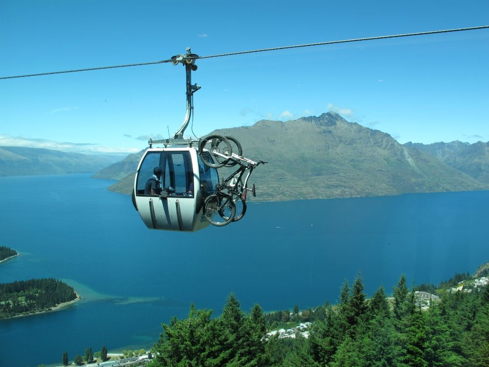 Views From Queenstown Gondola