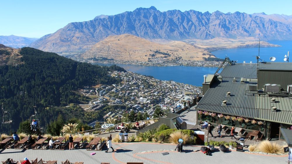 Queenstown Gondola Station