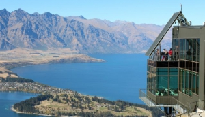 Family Fun At The Queenstown Gondola