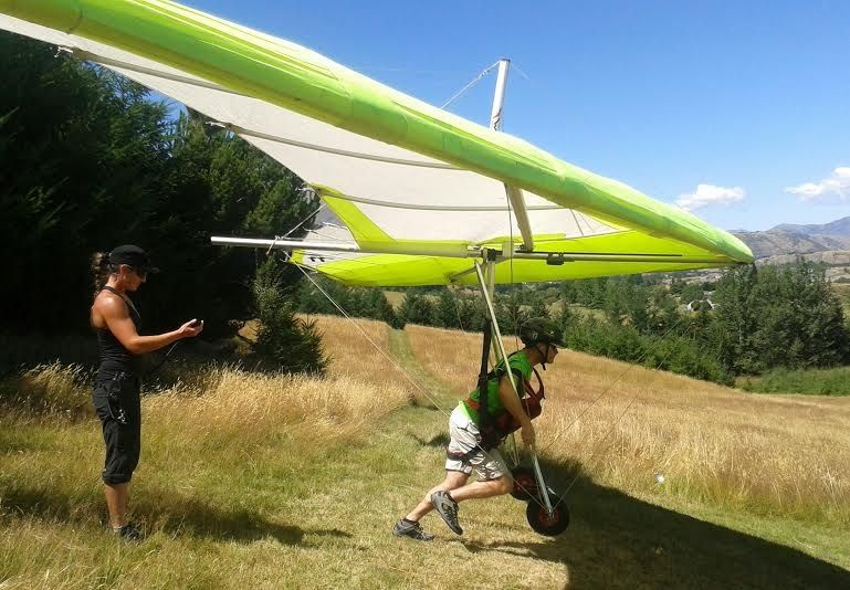 Learning to fly with Extreme Air