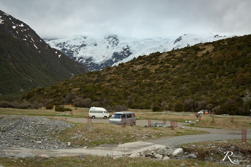White Horse Hill, Mount Cook