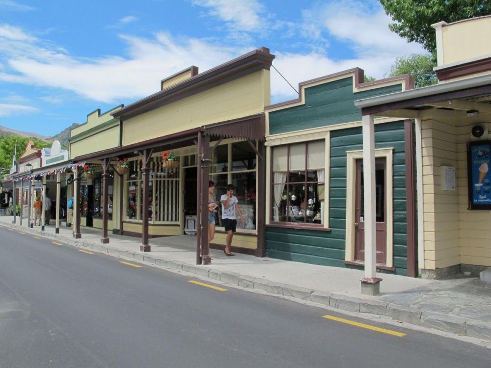 Buckingham Street, Arrowtown
