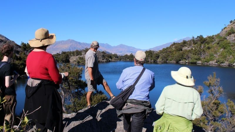 Eco Wanaka Lake Cruise & Island Walk