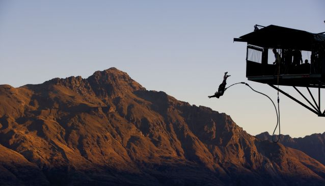 Top 7 Bungy Jumps in New Zealand