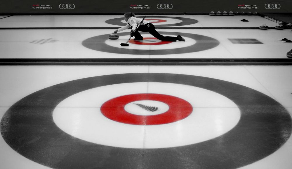 Curling Competition (Getty-Images)