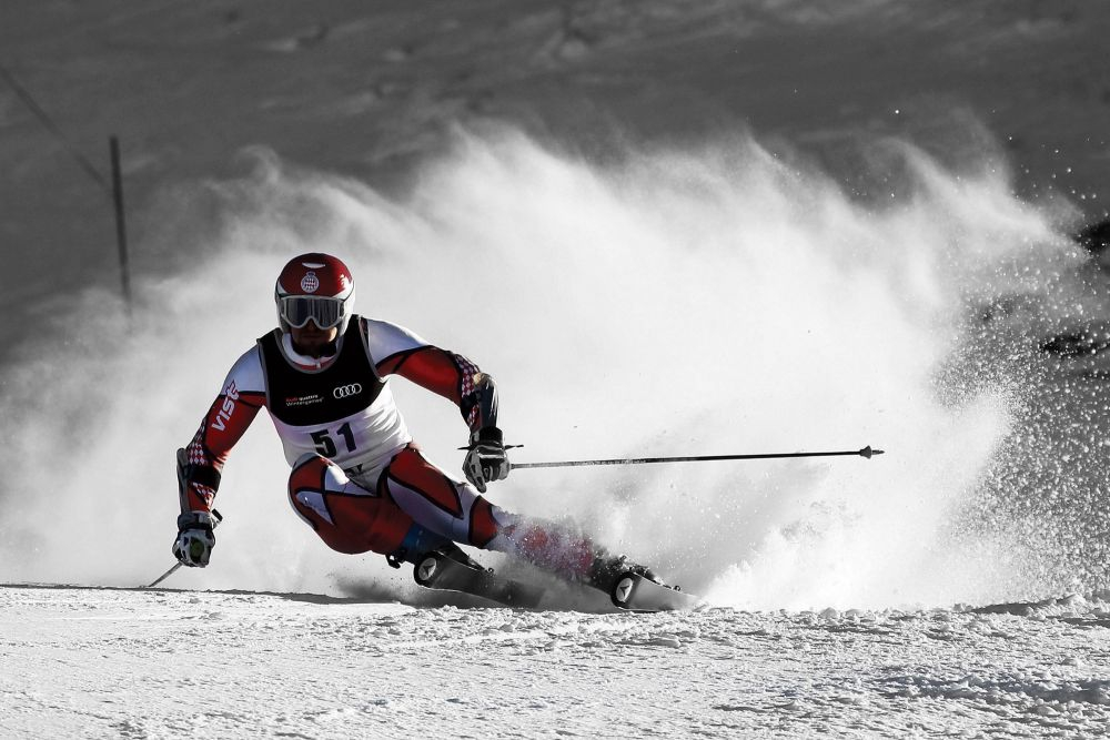 Alpine Skier (Getty Images)