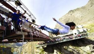 AJ Hackett Bungy - Kawarau Bridge Bungy
