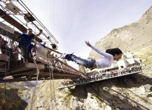Kawarau Bridge Bungy - AJ Hackett Bungy