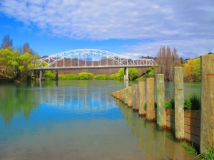 Alexandra Bridge Piers and Towers