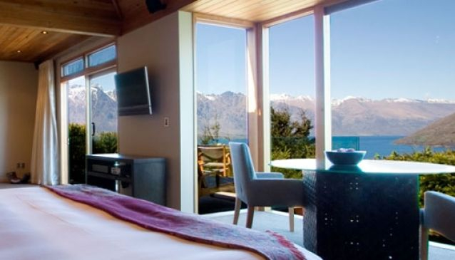 Azur luxury lodge queenstown in queenstown my guide for 5 the terrace queenstown