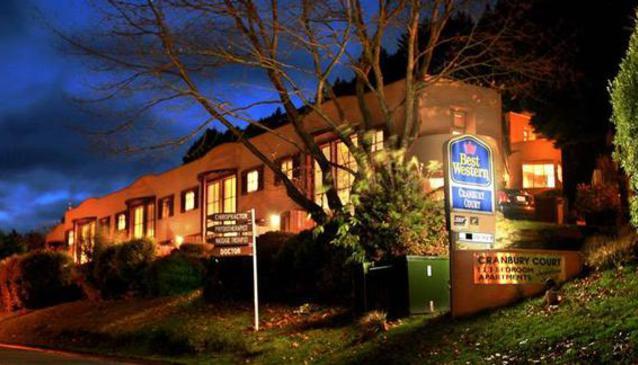Best Western Cranbury Court Apartments Queenstown