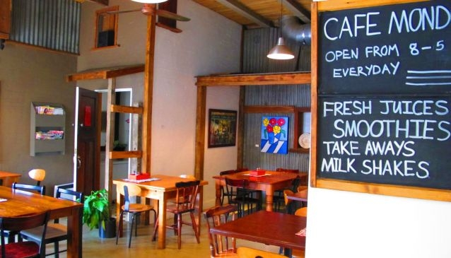 Cafe Mondo Arrowtown