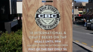 Camp Street Brewing Company