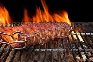 Coalfire Barbecue Bar