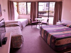 Comfort Inn Melbourne Motor Lodge Queenstown