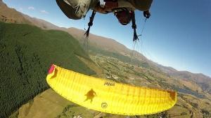 Coronet Peak Tandem Paragliding