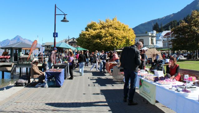 Creative Queenstown Arts and Crafts Market
